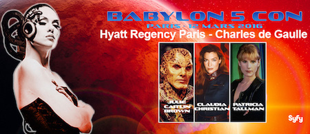 Convention Babylon 5